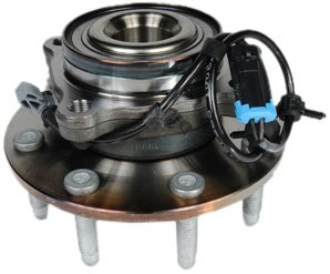 ACDelco FW338 GM Original Equipment Front Wheel Hub and Bearing Assembly with Wheel Speed Sensor and Wheel Studs