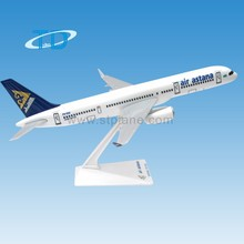 "B757-200 ""air astana"" 1:200 24 cm <span class=keywords><strong>grosir</strong></span> plastik trophy"