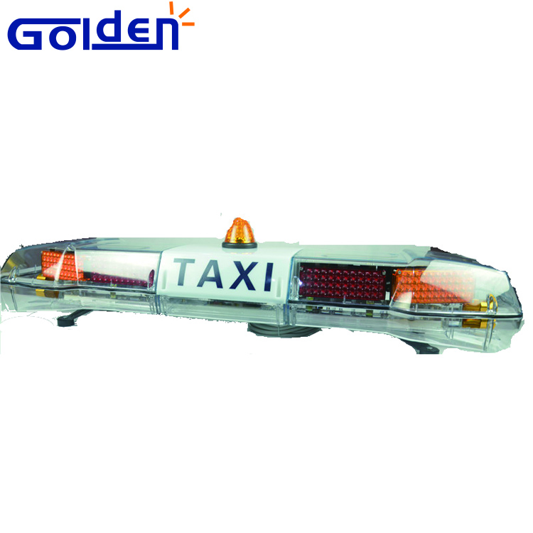 12 volt led full size emergency flashing warning Car dome top led taxi roof light bar