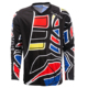 Breathable sport motorcycle long sleeve bicycle MTB shirts cycling custom made motocross jersey