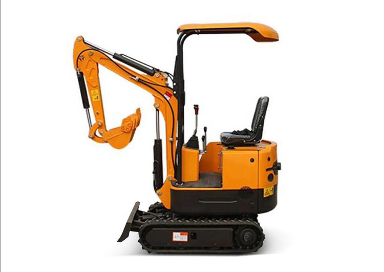 1T Mini Excavator Machine