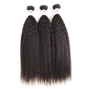 100% Unprocessed Kinky Straight Human Virgin Brazilian Crochet Hair Bundles Skin Weft