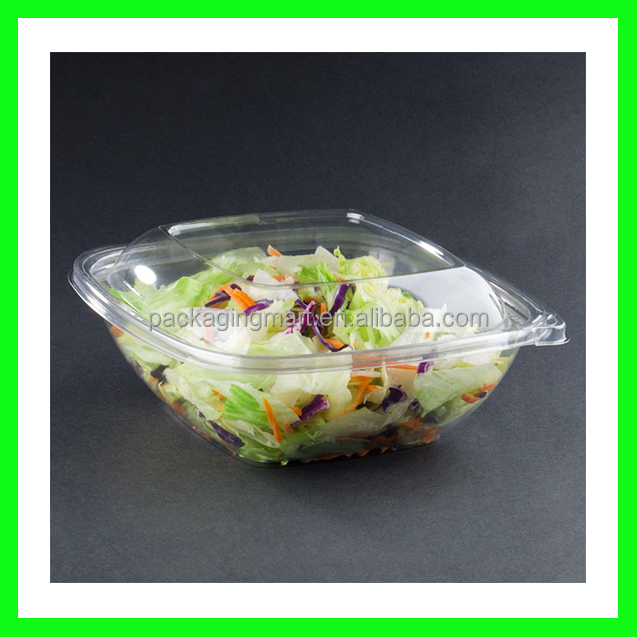 N392 New Hot China Clear Plastic Food Disposable Container