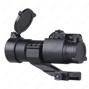 HD-1 Tactical Acog Red and Green Dot Sight For Rifle Optics