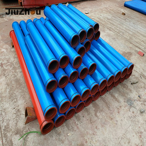 SK148 SK/ZX putzmeister concrete pumping pipes