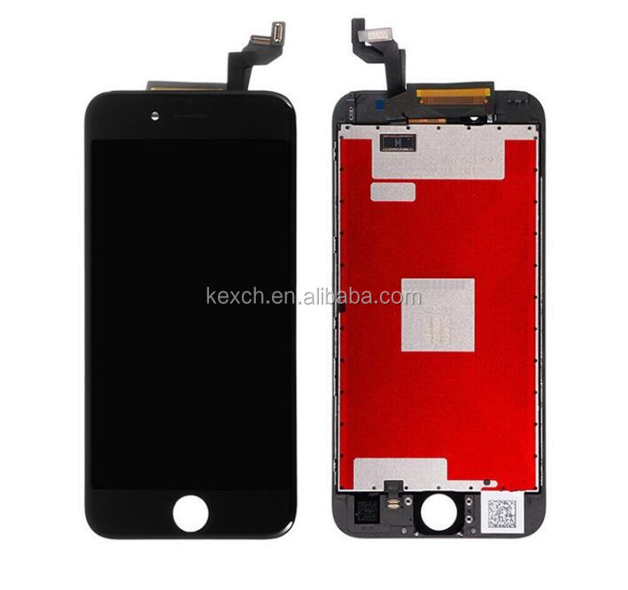 Discount! Mobile phone Lcd for iphone 6s lcd screen replacement 100% original
