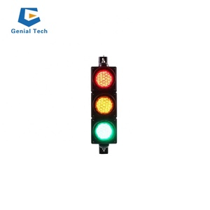 SG-TL-KN340 Hot sale mini signal 100mm Red&Green LED Traffic Light