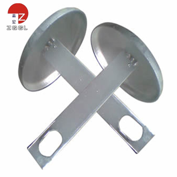 Hot Galvanized Steel Highway Guardrail Post Cap For Sale
