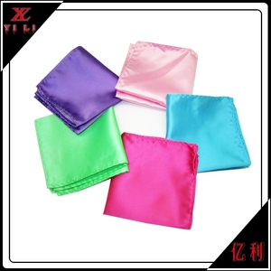 High quality colorful polyester handkerchief for sale