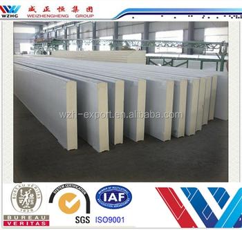Sandwich Panel Philippine Supplier Pu Sandwich Panel 100mm