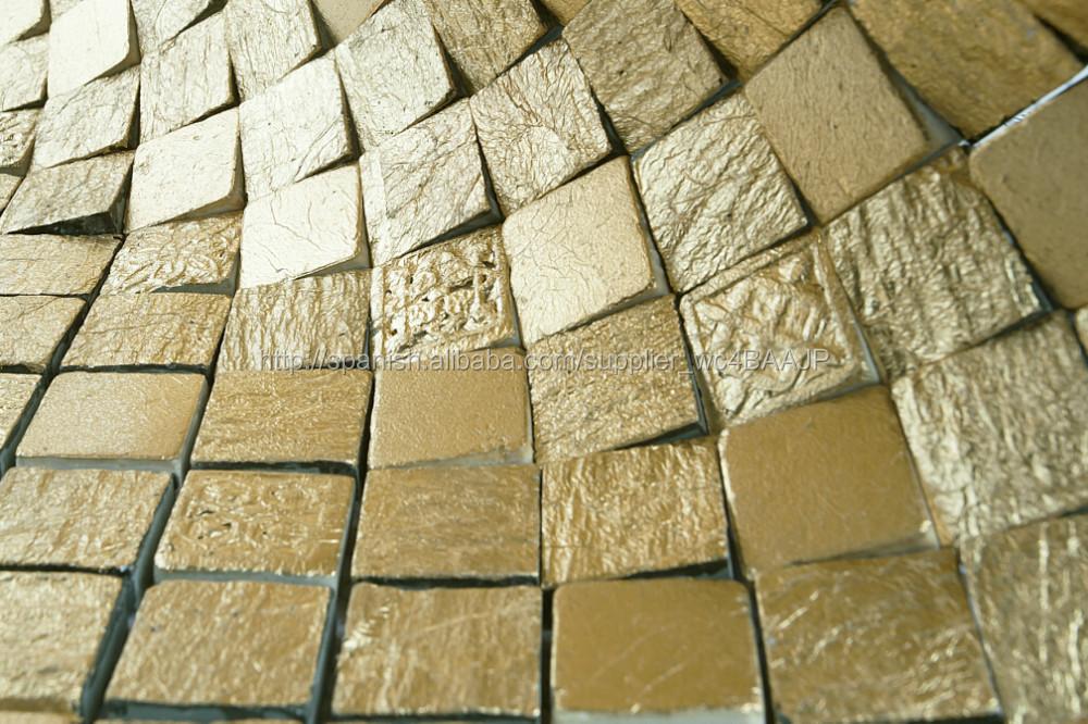 Precio barato cocina y ba o mosaico dorado decoraci n Mosaico para bano precios