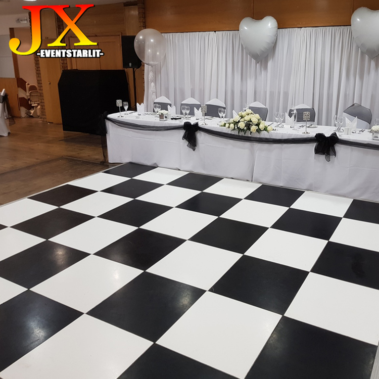 Wholesale cheap wedding laminate plywood marley portable dance floor prices