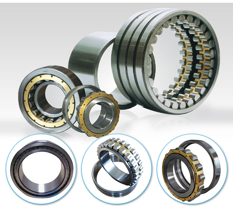 Cylindrical Roller Bearing With Dust Cover