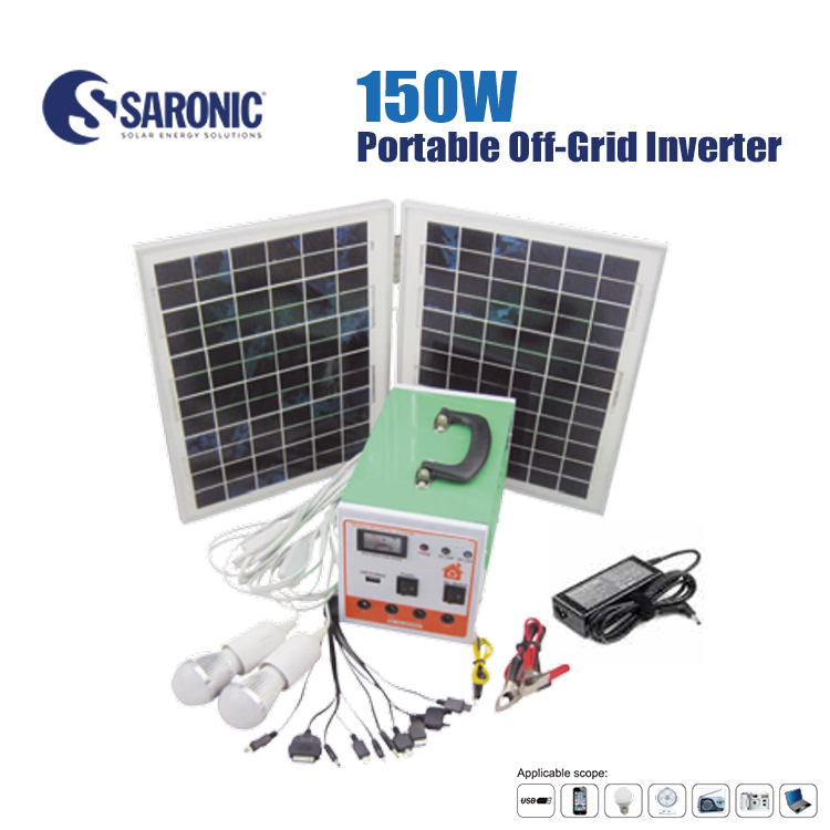 off Grid mini portable Solar Inverter 200w 150w 100w 50w 30w
