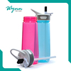 China manufacturer chin rest bpa free sports water filter bottle