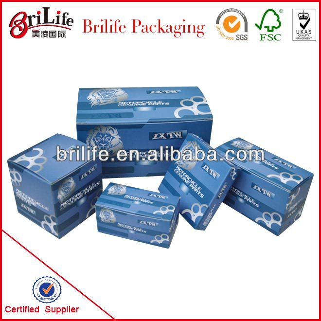 High Quality Paper Printed decorative cardboard storage boxes Wholesale In Shanghai