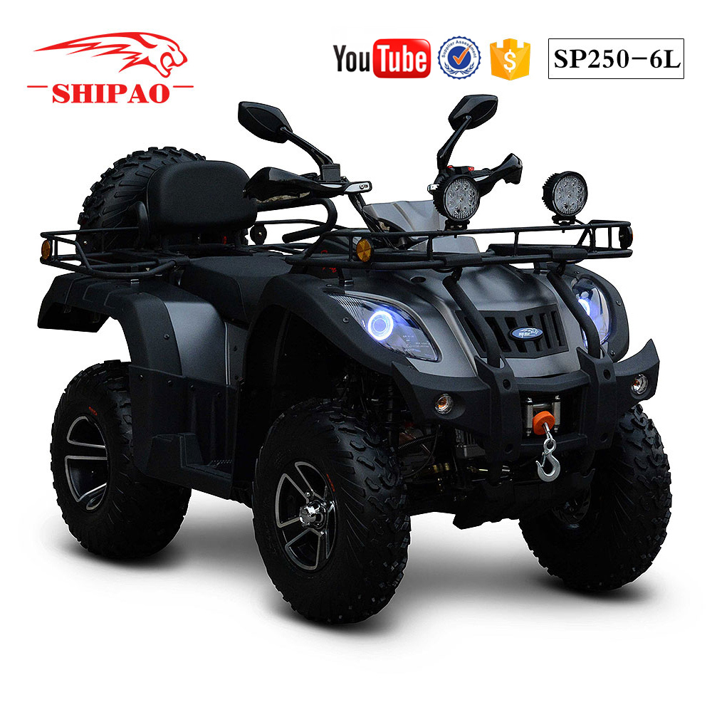 SP250-6L Shipao the power of speed atv argo all terrain vehicle price