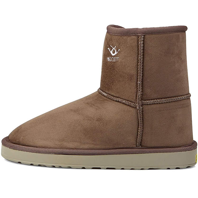 2a8c81969a6bf Get Quotations · New Premium Khaki Faux Suede Fur Snow Winter Womens Short  Boots