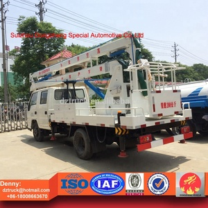 JMC EURO IV engine high-altitude operation truck, 14-16meters aerial working truck