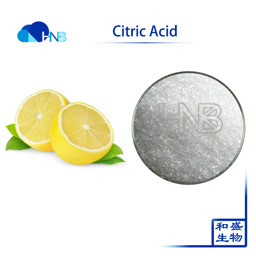2017 Best Quality High Purity Citric Acid Anhydrous