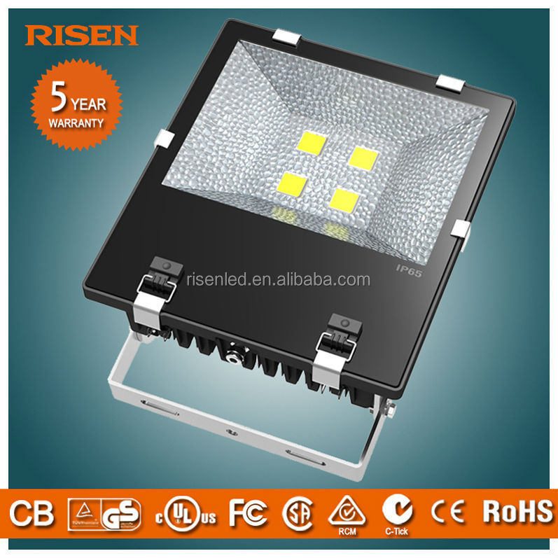 dmx controlled 240w led floodlight outdoor ip65