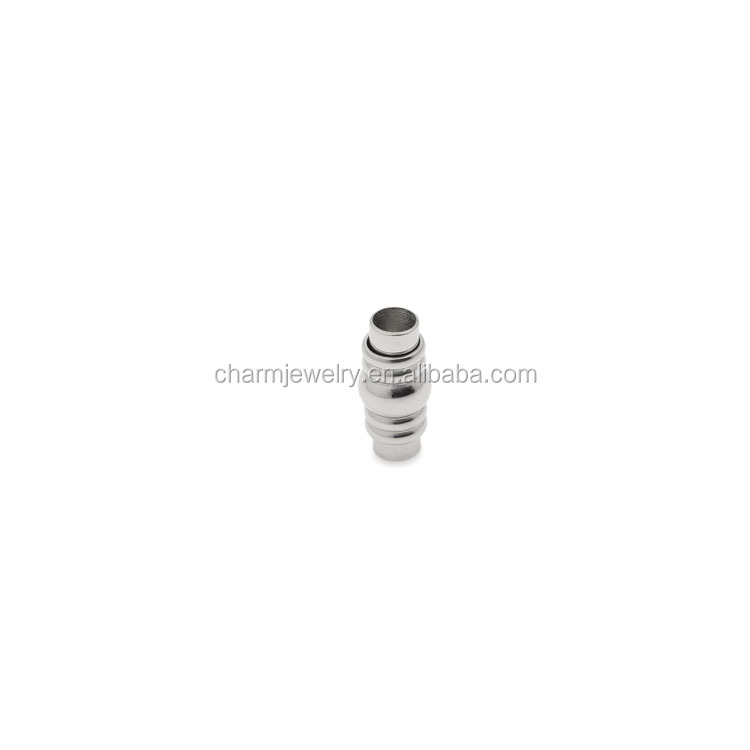 CTBX009 Fashion Jewelry Findings Wholesale Silver Plated Screw Magnetic Clasps For Necklace And Bracelet