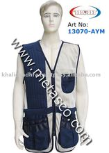 Mesh/Cotton Shooting Vests, Mesh Shooting Gloves, Hunting Mesh Vests