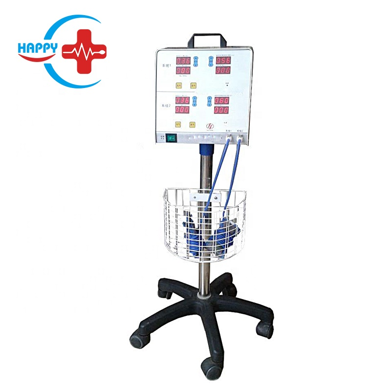 HC-I044A Top quality Dual channels electrical surgical  numerical control pneumatic tourniquet