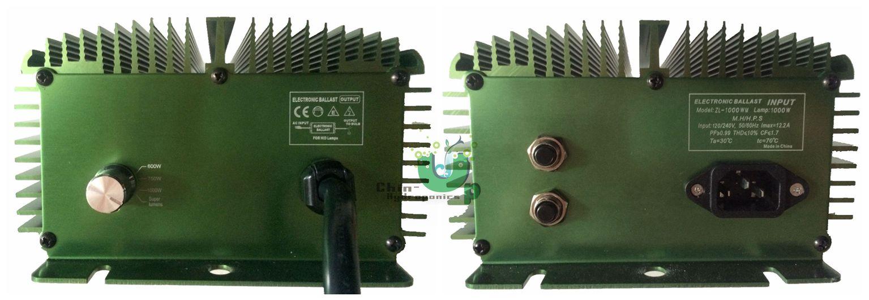 250w 400w 600w 1000w Hydroponic Electronic Ballast Xenon