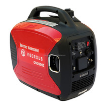 VIGOROUS QV2000F,Portable Home Pure Wave Digital Inverter Gasoline 2000 Watt Generator