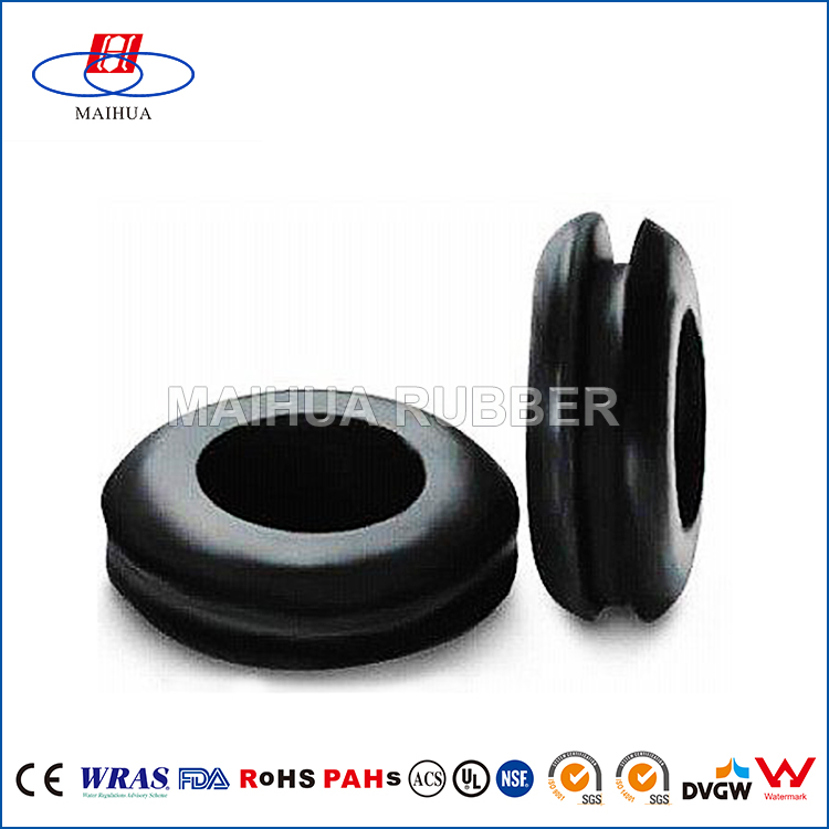 Custom made waterproof molded OEM rubber grommet