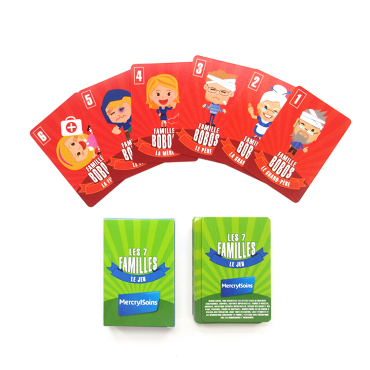 Kids card game