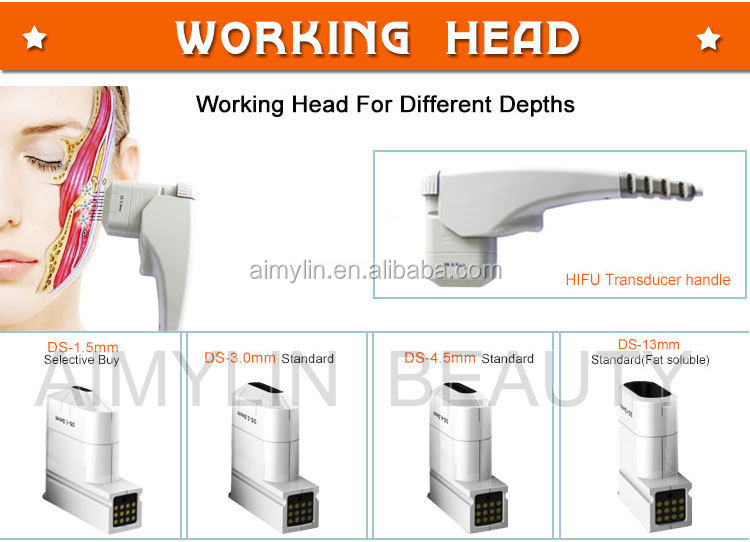 newest technology hifu high intensity focused ultrasound hifu for wrinkle removal hifu system