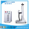 Perfect Laser-small compact fiber laser marking machine 30w q-switch fiber laser