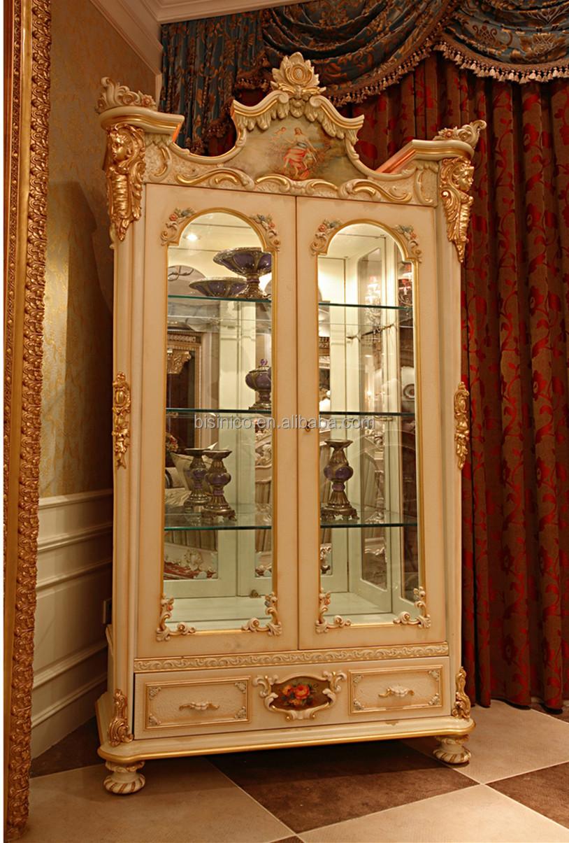 De Luxe Style Rococo Fran 231 Ais Blanc Stuy Chambre