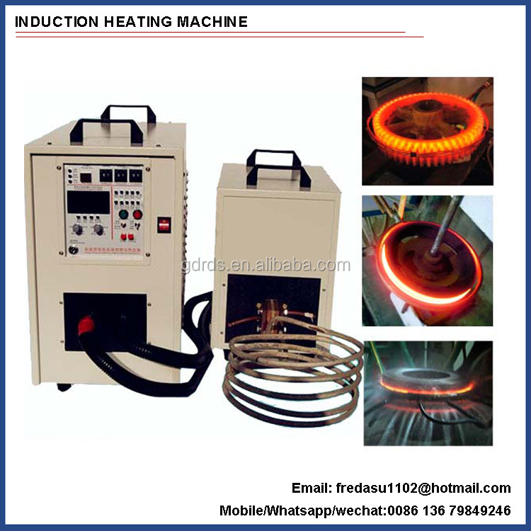 High frequency induction heating quenching machine tools