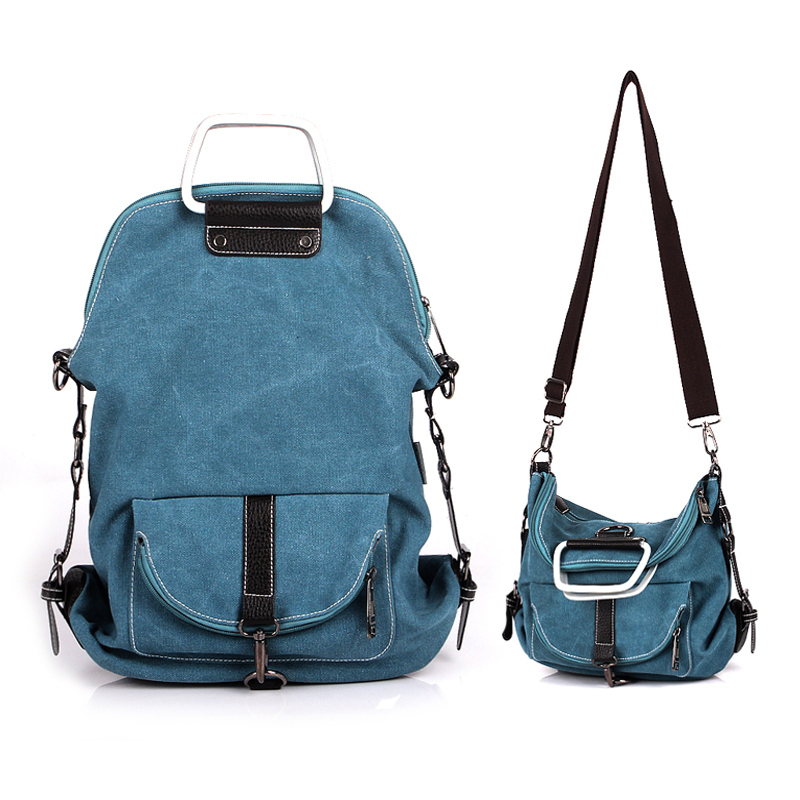 Get Quotations · 2015 Fashion Women Canvas Handbags Large Shoulder School  Bags For Teenagers Girls Crossbody Messenger Bags Ladies 260c80f000be2
