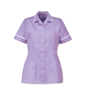 Fashion Short Sleeve Nurse Uniform Hospital Staff Uniforms