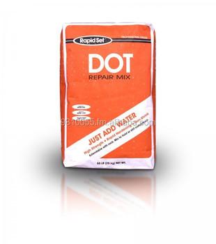 Rapid Set Dot Repair Mix - Buy Rapid Hardening Mortar And Concrete Repair  Fast Setting Mortar Product on Alibaba com