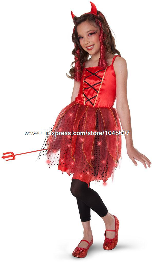 Consider, that girls and tween heavenly devil costume