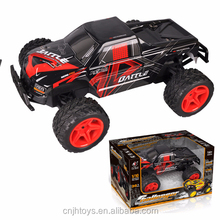 2.4 ghz RC Auto <span class=keywords><strong>2WD</strong></span> 1/10 30 km/u Geborsteld Elektrische Auto RTR MonsterTruck RC Auto Model Afstandsbediening Speelgoed