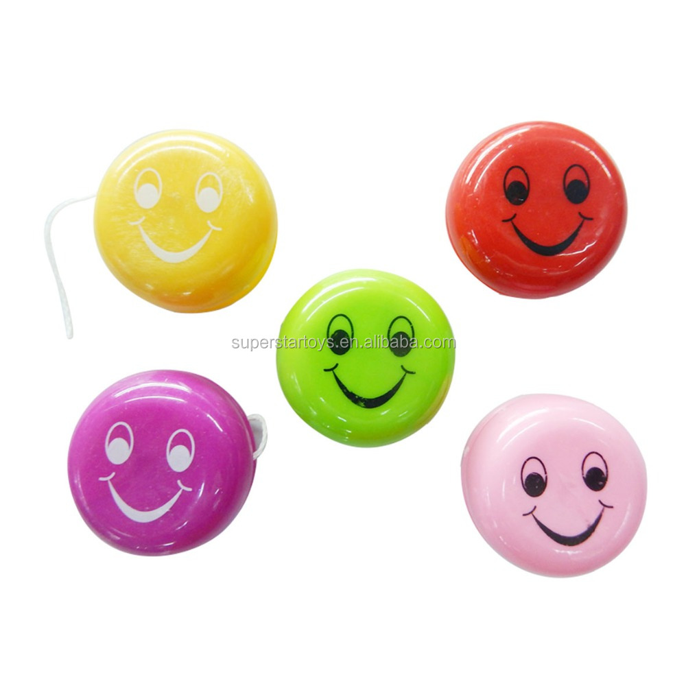 5160702-16 mini emoji yoyo ball