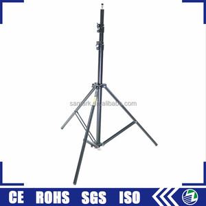 Lightweight 280cm flexible photography studio video photo flood led light tripod stand