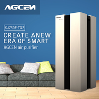 Hottest products 2017 activated charcoal air purifier