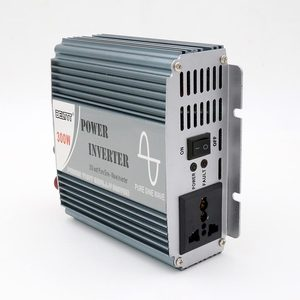 high efficiency 300W Pure Sine Wave Power Inverter for household appliances