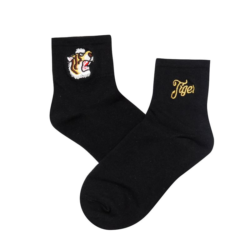 6d434191c5c8 China High Quality Popular Cartoon Women Or Men Fun Fancy Dress Tiger Socks