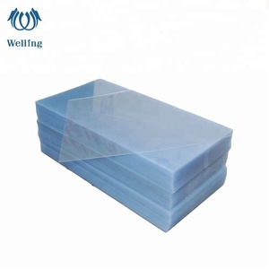 China manufacturer Transparent PVC Lowest Price