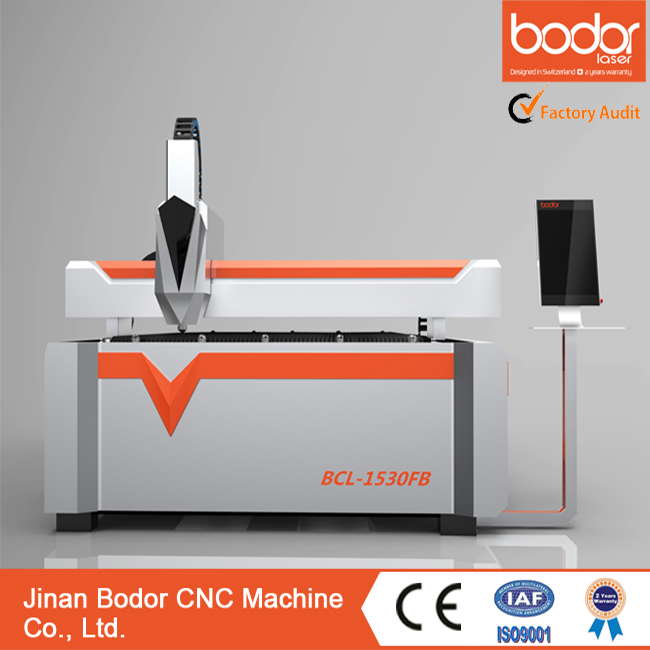China Factory Bodor 500W 800W1000W Fiber Laser Metal Cutting Die Bed Laser Table