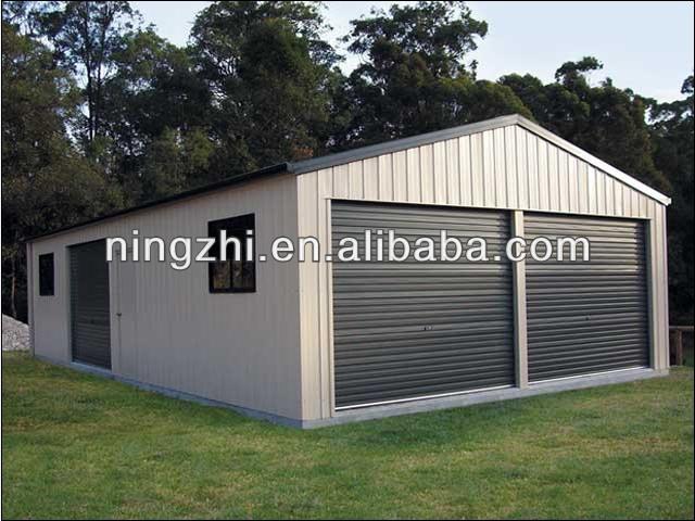 Prefab garage for sale steel structure garage buy parking garages for sale portable garage - Portable car garages for sale ...