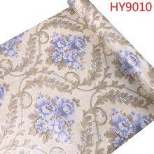 3d обои из дамасской бумаги papel de parede, самоклеящаяся пленка для декора стен отеля, гостиной(Китай)